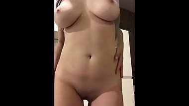 Sexy Indian Girl Strips