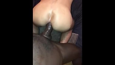 Young Latin twink hungry for Raw BBC