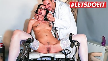 LETSDOEIT - Multiple Orgasms For German Hot Milf In Rough BDSM