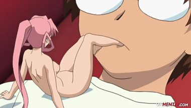 â–· Small human Sex toy  Uncensored Hentai