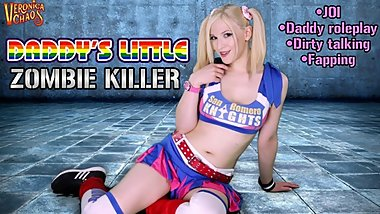 Daddy's Little Zombie Killer Taboo