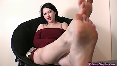 Foot Joi Compilation