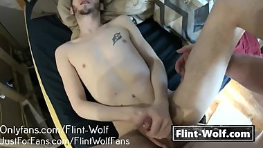 TEEN VIRGIN OPENED UP BY DADDY BEAR
