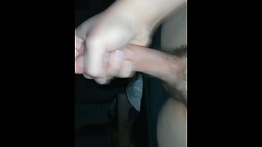 Young Teen Boy cums alot and moans