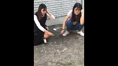 korean teen spit 01
