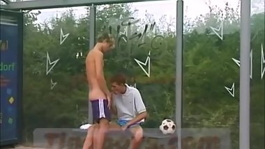 Young Soccerboys are always horny
