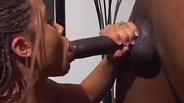 NWORSHIP Cute Ebony Teen Simone Fucking with Black Daddy