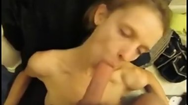 Girl from hookup site www.bangtinder.com unwanted facial
