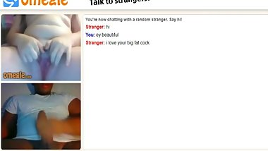 Pale Teen Caught Naked On Omegle Full Unedited