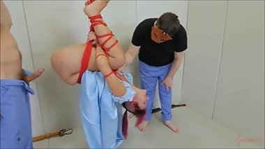 Girl fucked with extreme brutality