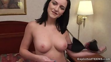 Pre View: Barely Legal Little Teenage Girl Kimberly, 18 of Exploited Teens