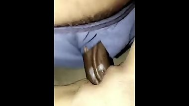 White Teens Tight Pussy CREAMS on First BBC