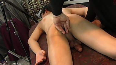 Xen has two TELLS, his throbbing cock & his pulsing pussy