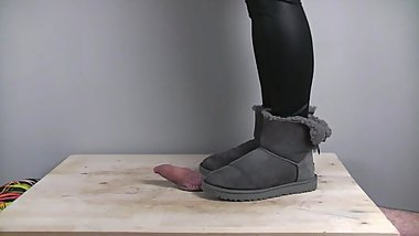 Grey Uggs Shoejob