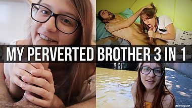 My Perverted Brother Compilation #1