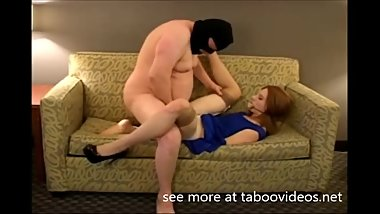 Innocent Redhead Tied and Ravished