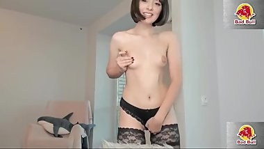 Yandere Teen OhMibod on Chaturbate Black Lingerie
